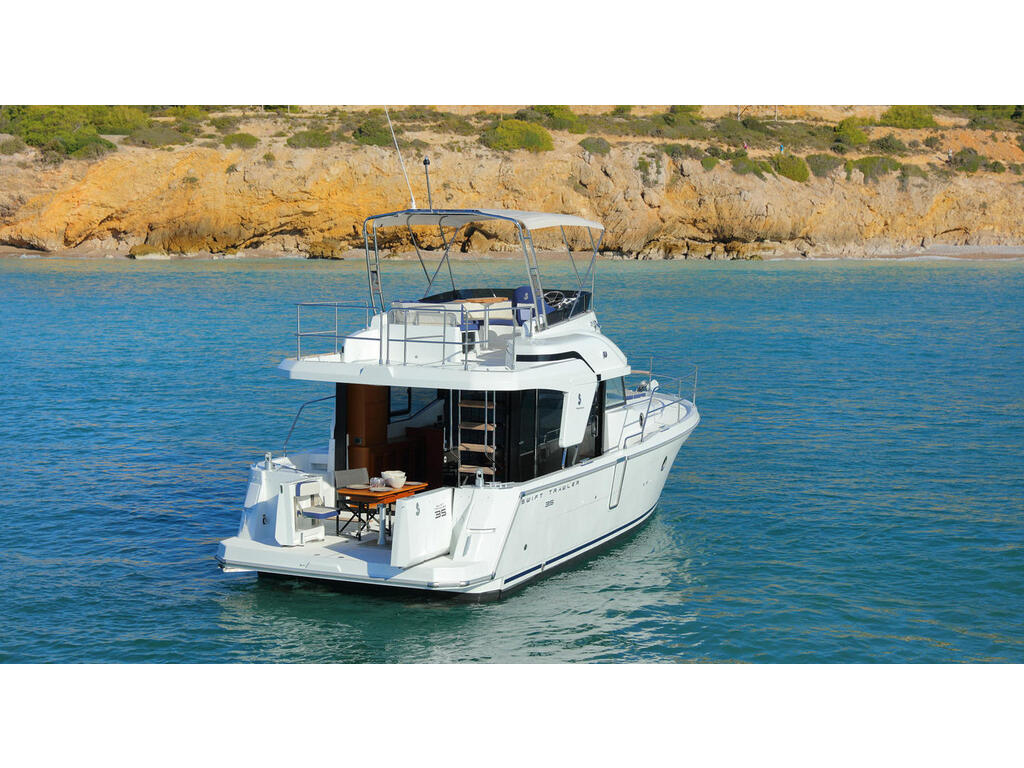 2021 Beneteau boat for sale, model of the boat is Swift Trawler 35 & Image # 2 of 10
