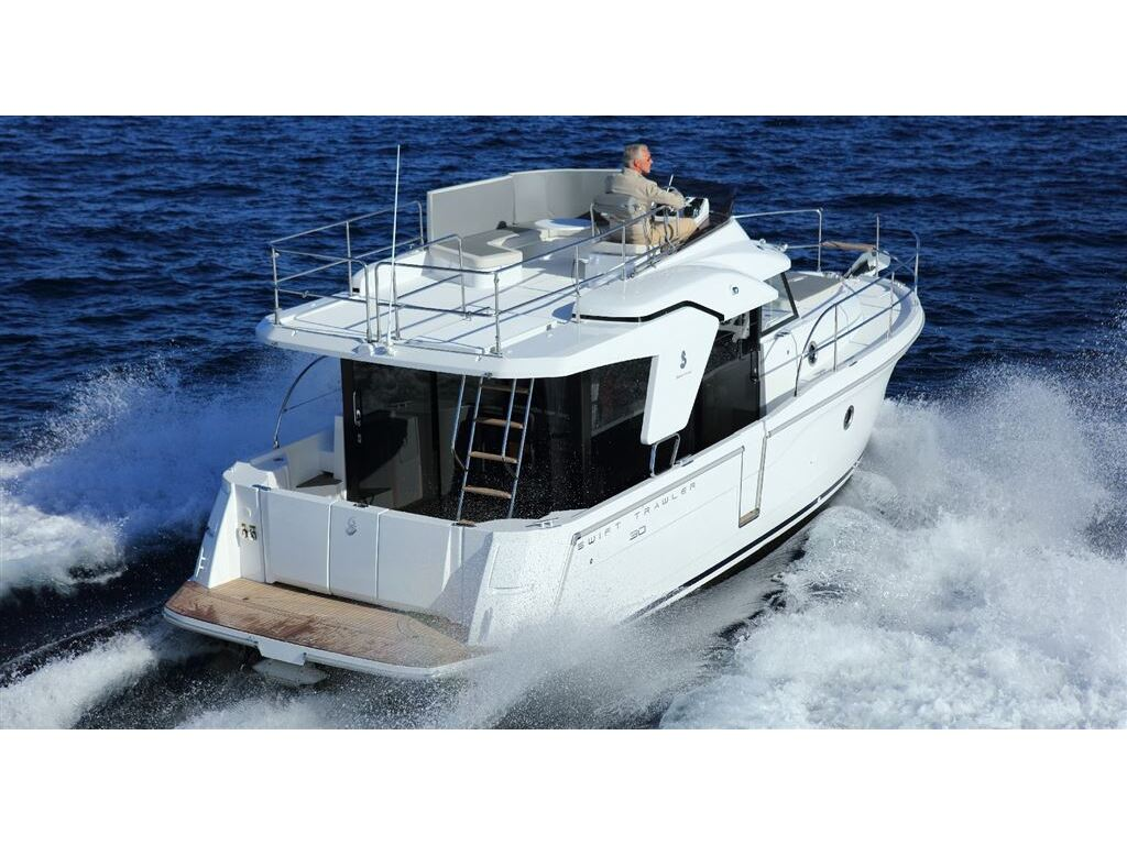 2019 Beneteau boat for sale, model of the boat is Swift Trawler 30 & Image # 2 of 32