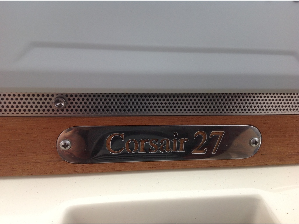 2020 Chris Craft boat for sale, model of the boat is Corsair 27 & Image # 7 of 12