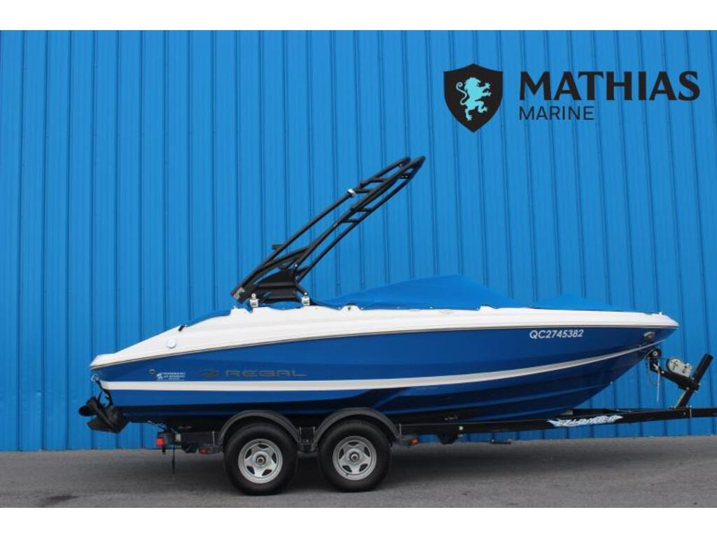 2010 Regal boat for sale, model of the boat is 2000 Es & Image # 1 of 7