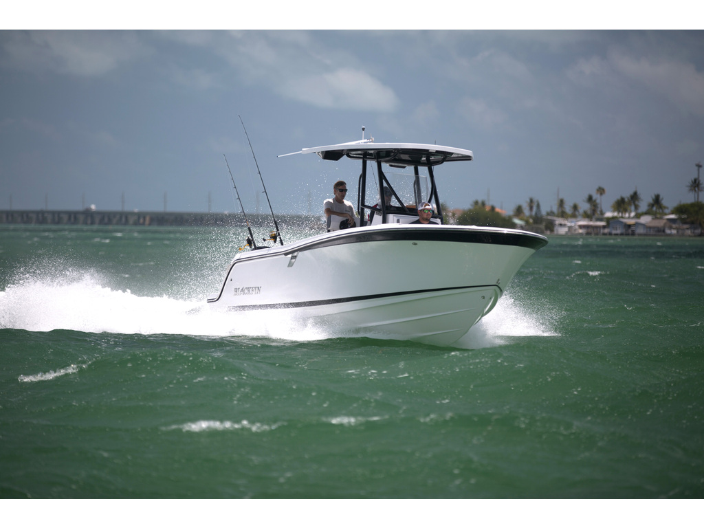 2021 Blackfin boat for sale, model of the boat is 222cc & Image # 7 of 8