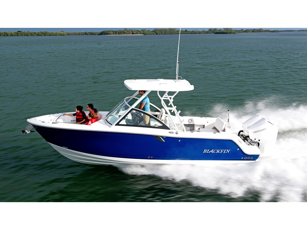 2021 Blackfin boat for sale, model of the boat is 252dc & Image # 2 of 7