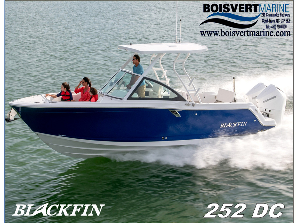 2021 Blackfin boat for sale, model of the boat is 252dc & Image # 1 of 7