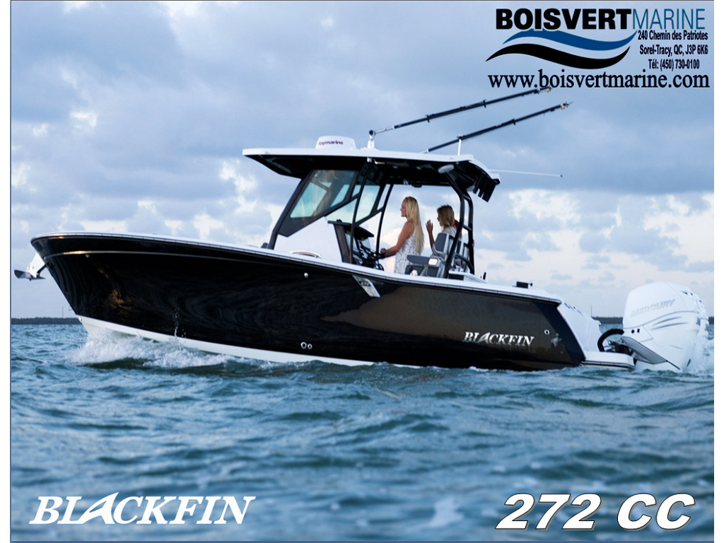 2021 Blackfin Marine International boat for sale, model of the boat is 272 Cc & Image # 1 of 16