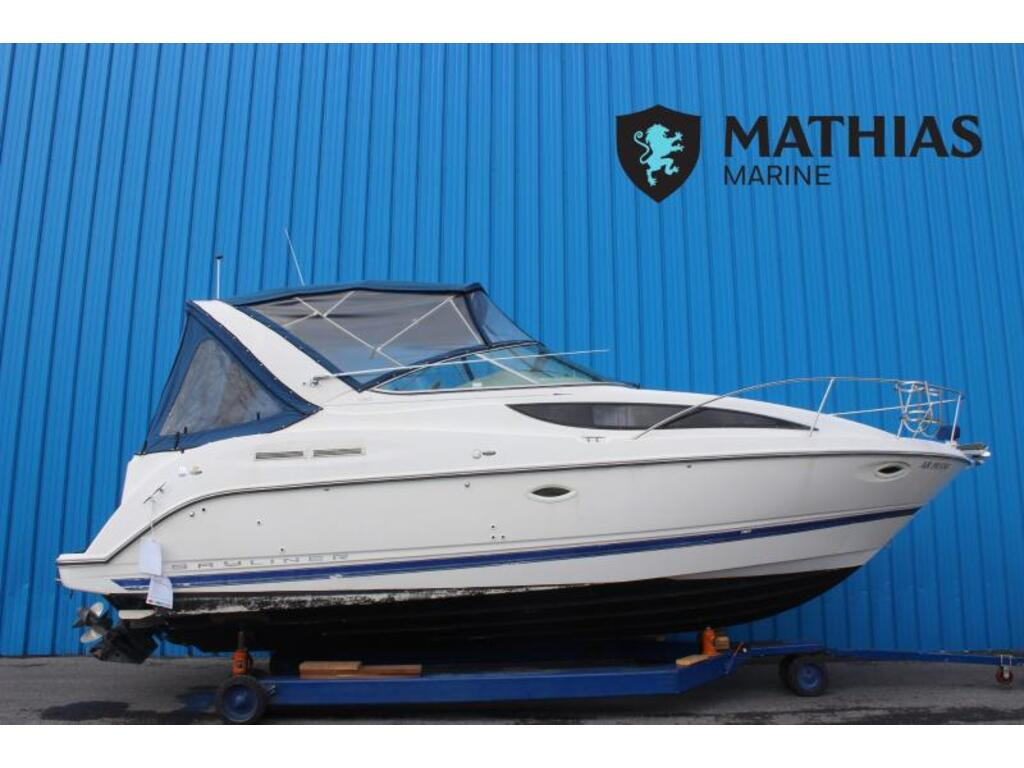 2007 Bayliner boat for sale, model of the boat is 285 & Image # 1 of 8
