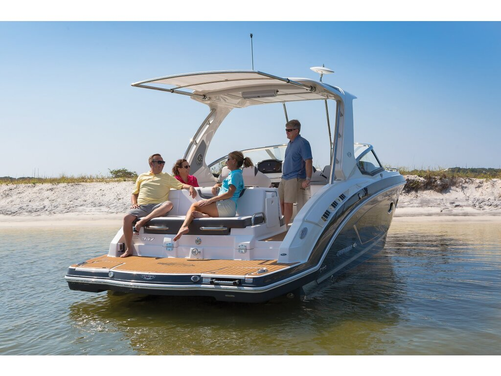 2021 Chaparral boat for sale, model of the boat is 347 Ssx & Image # 2 of 18