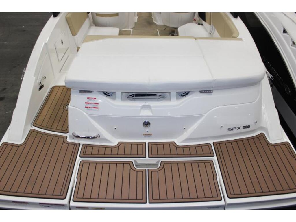 2018 Sea Ray boat for sale, model of the boat is Spx 230 & Image # 8 of 8