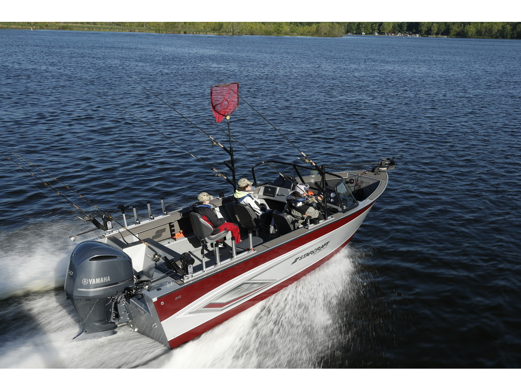 2021 Starcraft boat for sale, model of the boat is Fishmaster 210 & Image # 2 of 9