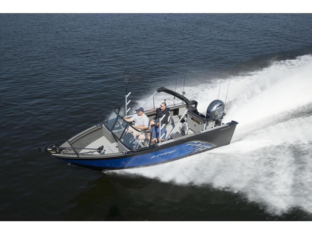 2021 Starcraft boat for sale, model of the boat is Fishmaster 196 & Image # 3 of 9