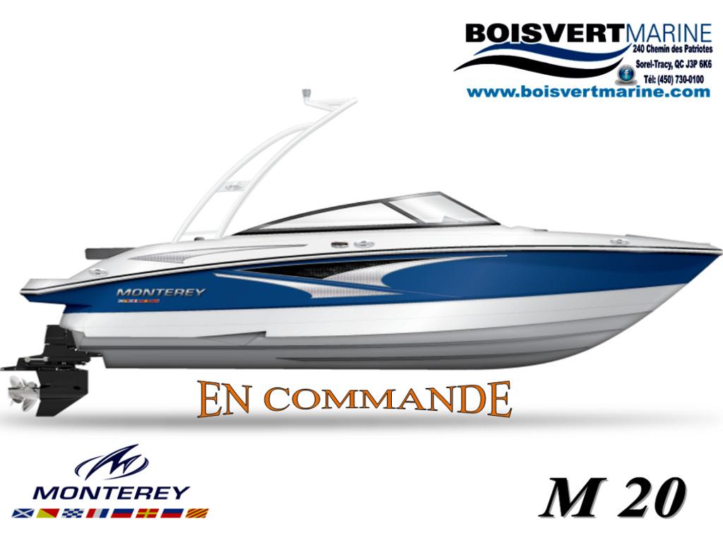 2021 Monterey boat for sale, model of the boat is M20 (en Commande) & Image # 1 of 1
