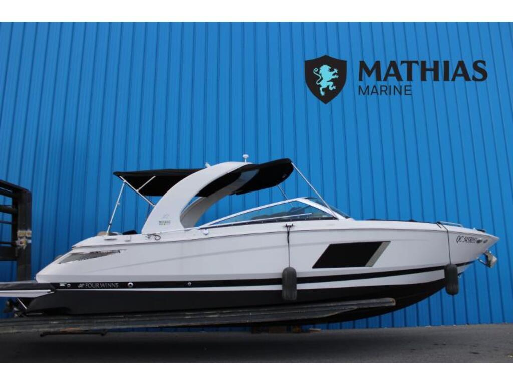 2016 Four Winns boat for sale, model of the boat is Horizon 290 Joystick Skyhook & Image # 1 of 10