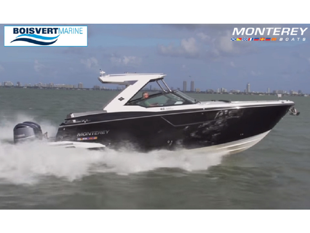 2021 Monterey boat for sale, model of the boat is 385 Se & Image # 8 of 8