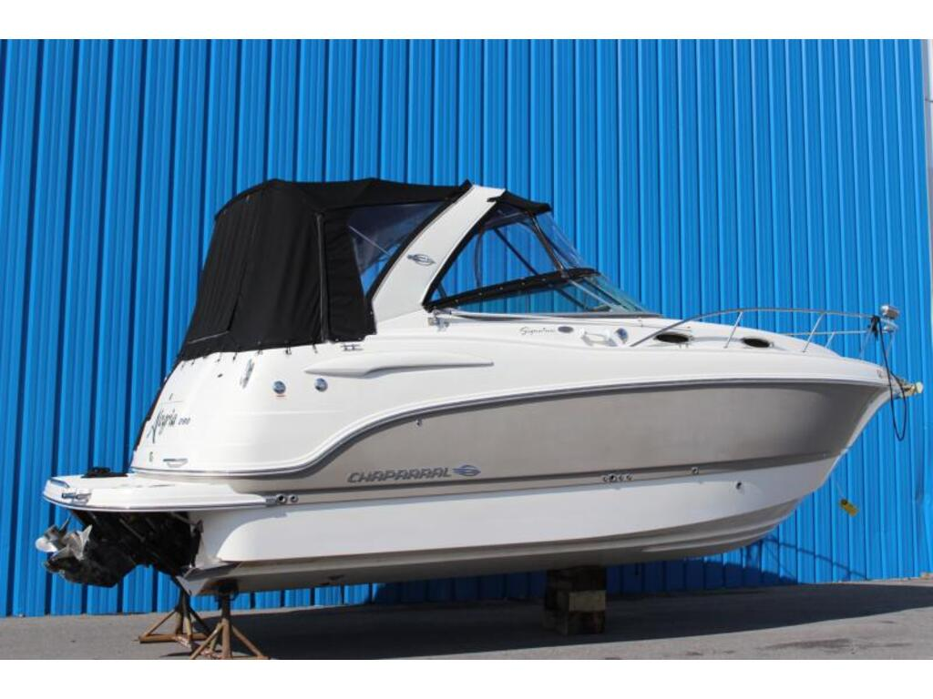 2007 Chaparral boat for sale, model of the boat is 280 & Image # 2 of 10