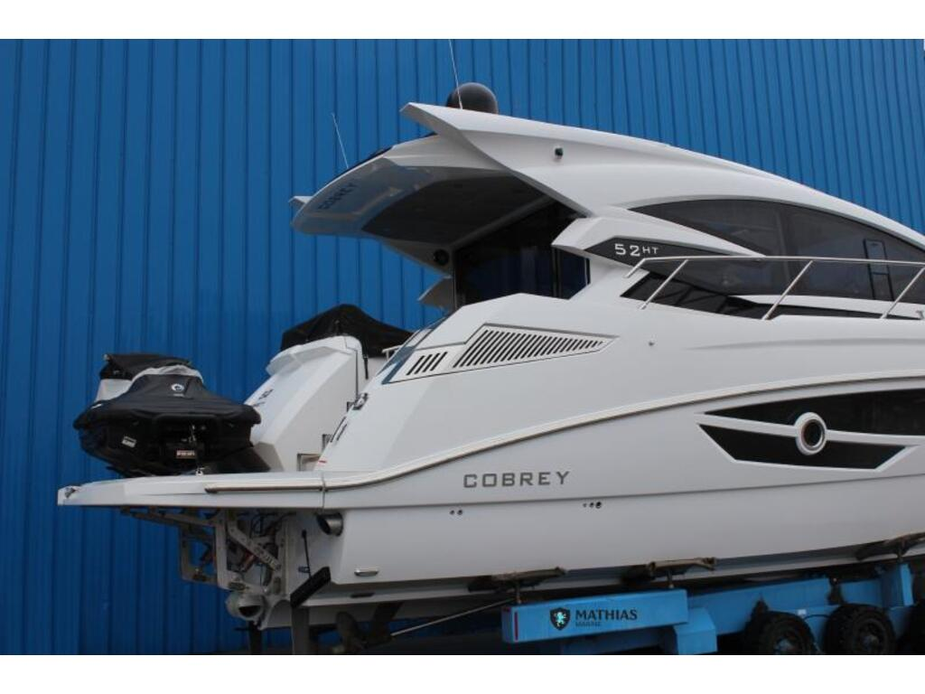 2021 Cobrey boat for sale, model of the boat is 52 Ht & Image # 2 of 15