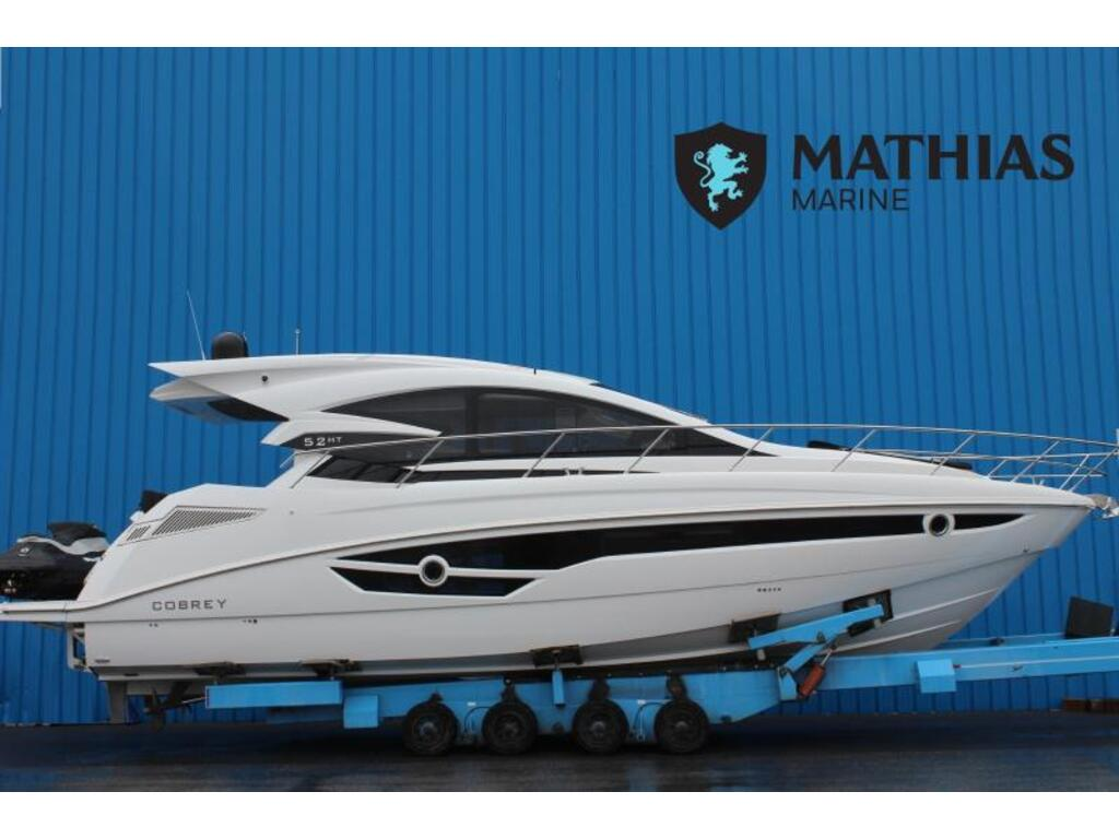 2021 Cobrey boat for sale, model of the boat is 52 Ht & Image # 1 of 15