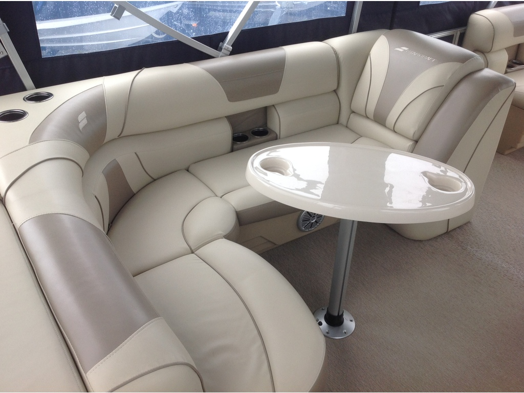2018 Starcraft boat for sale, model of the boat is Ponton Ex 20c & Image # 6 of 18