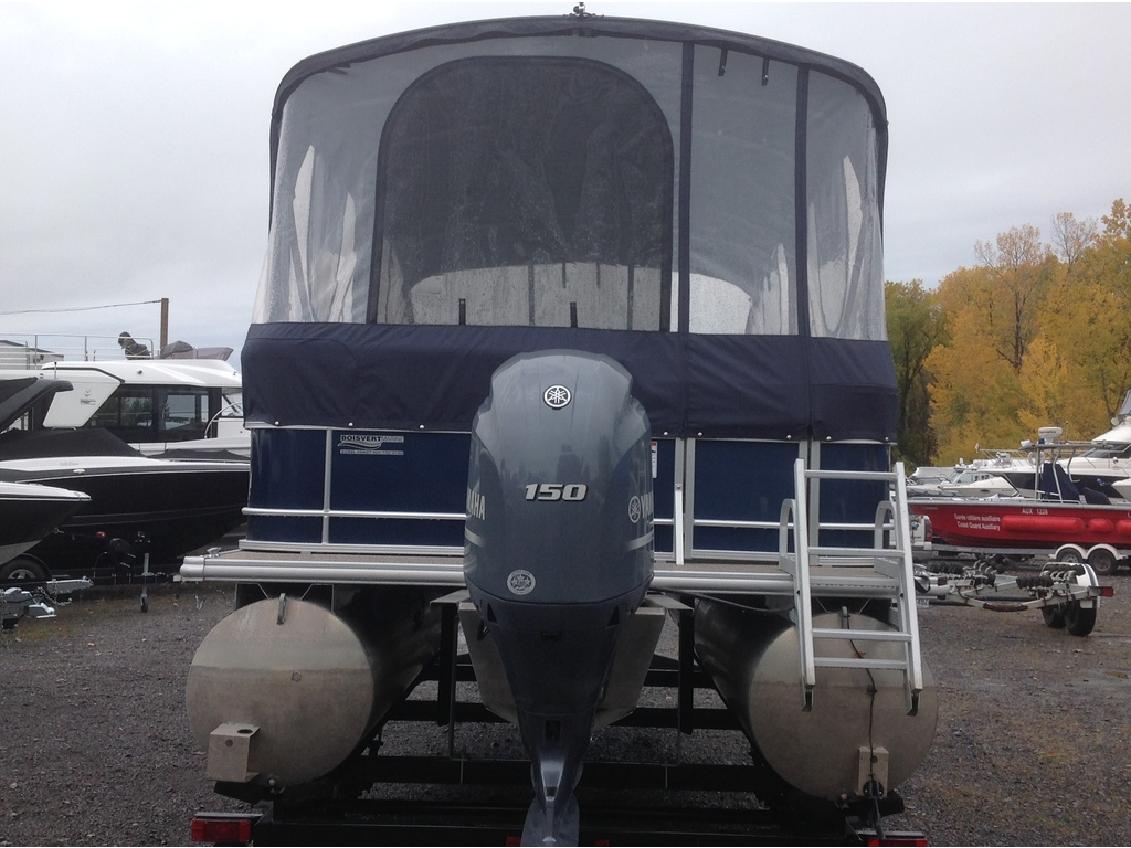 2018 Starcraft boat for sale, model of the boat is Ponton Ex 20c & Image # 3 of 18