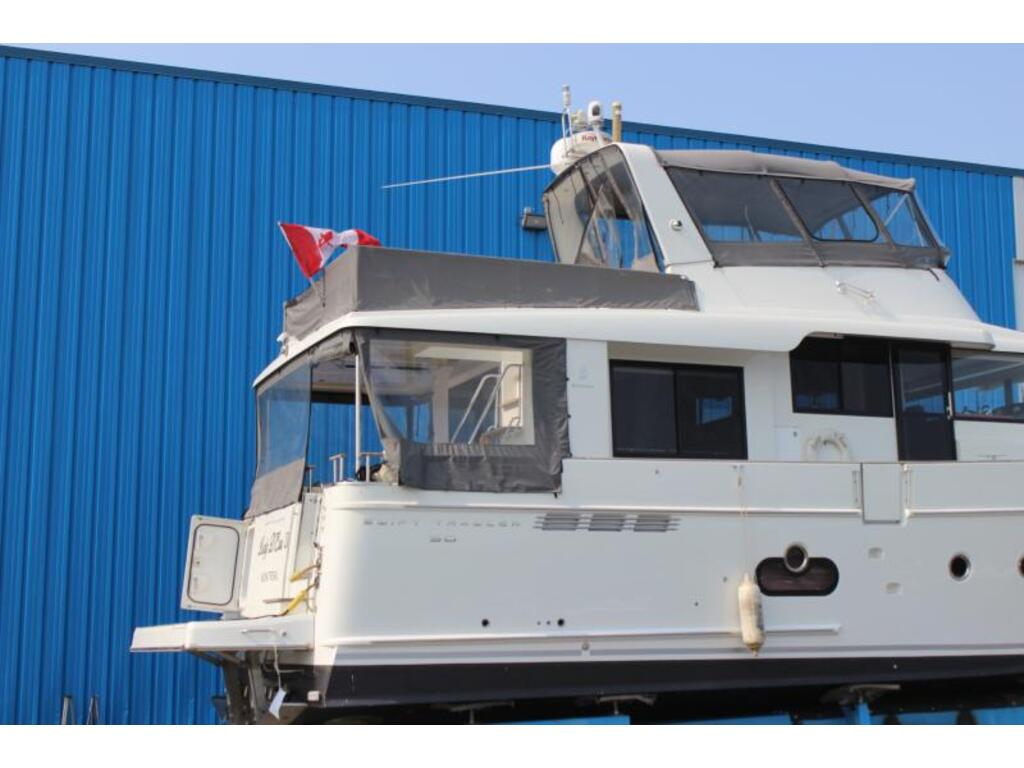 2013 Beneteau boat for sale, model of the boat is Swift Trawler 50 & Image # 2 of 15