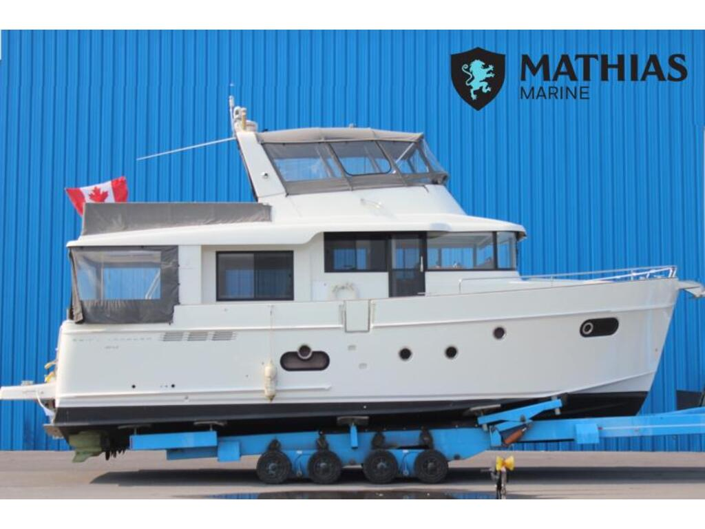 2013 Beneteau boat for sale, model of the boat is Swift Trawler 50 & Image # 1 of 15