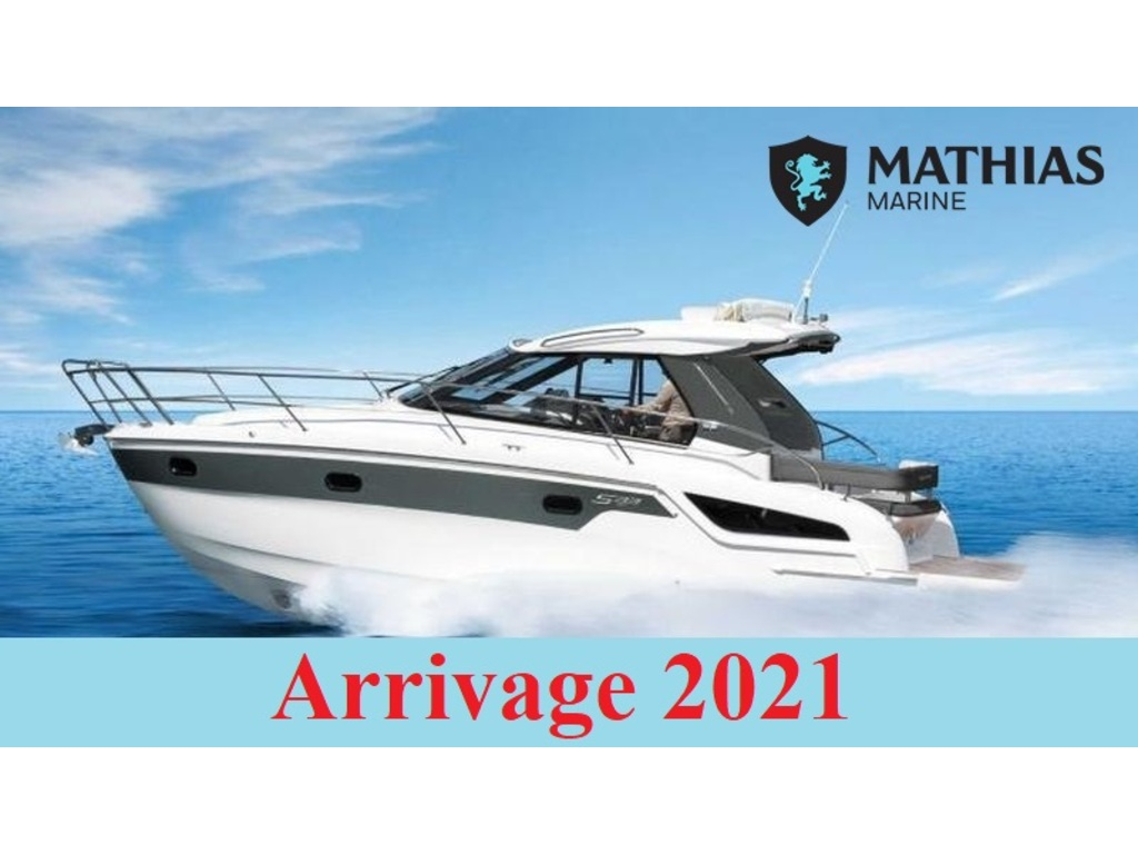 2021 Bavaria boat for sale, model of the boat is S33 Ht Volvo D3-220 Evc & Image # 1 of 7
