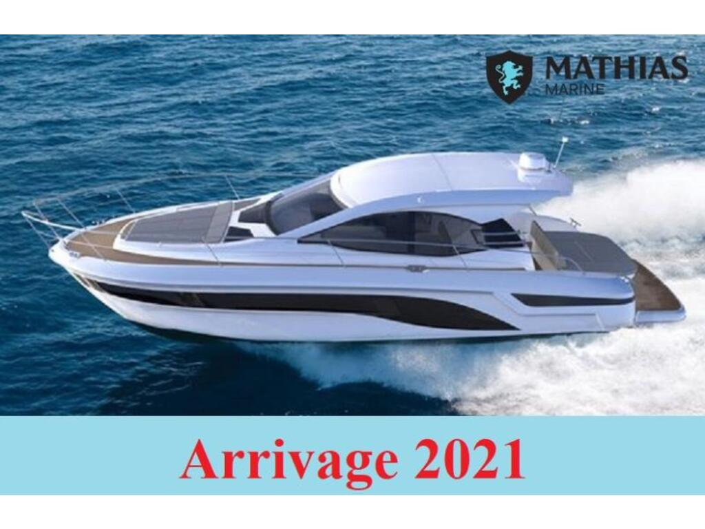 2021 Bavaria boat for sale, model of the boat is Sr41 Coupe Volvo D6-380 Evc2 & Image # 1 of 4