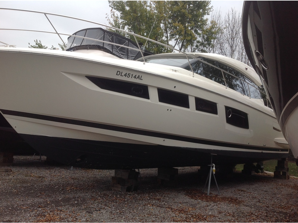 2013 Jeanneau boat for sale, model of the boat is Prestige 500 S & Image # 2 of 26