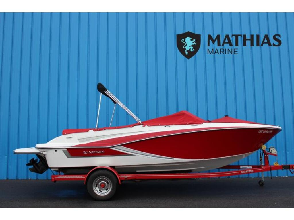 2018 Glastron boat for sale, model of the boat is 205 Gt 4.5l/alpha & Image # 1 of 6