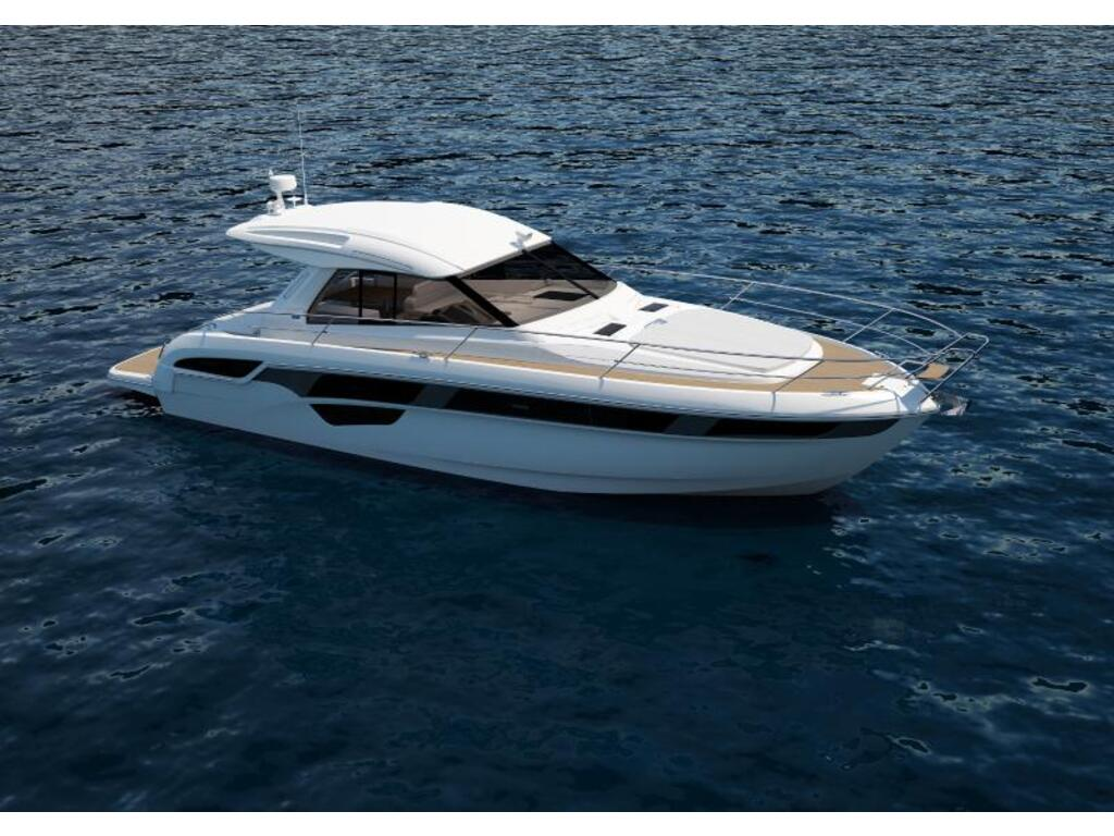 2021 Bavaria boat for sale, model of the boat is S45 Coupe Volvo Ips 600 Evc2 & Image # 2 of 7