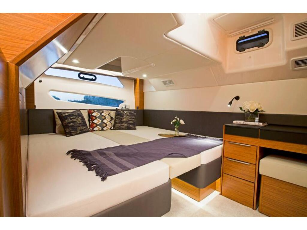 2021 Bavaria boat for sale, model of the boat is S45 Coupe Volvo Ips 600 Evc2 & Image # 7 of 7