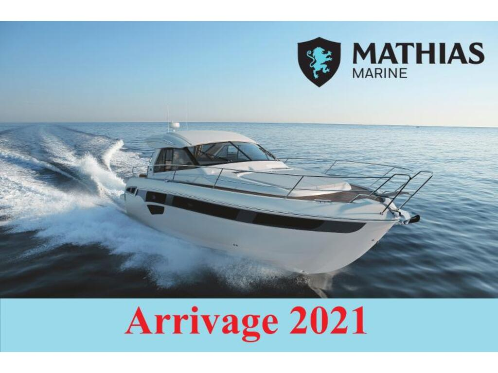 2021 Bavaria boat for sale, model of the boat is S45 Coupe Volvo Ips 600 Evc2 & Image # 1 of 7