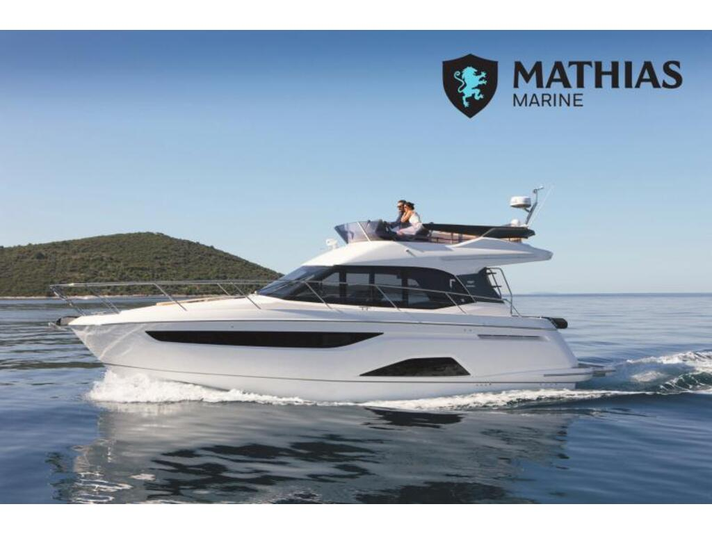 2021 Bavaria boat for sale, model of the boat is R40 Fly D6 370 Evc Volvo & Image # 1 of 5
