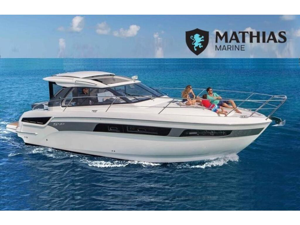 2021 Bavaria boat for sale, model of the boat is S40 Coupe D6 370 Evc Volvo & Image # 1 of 5