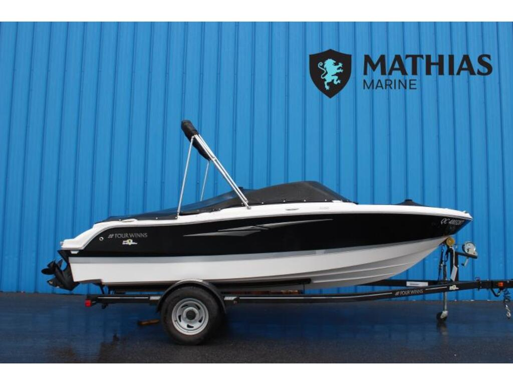 2013 Four Winns boat for sale, model of the boat is 180 H & Image # 1 of 6
