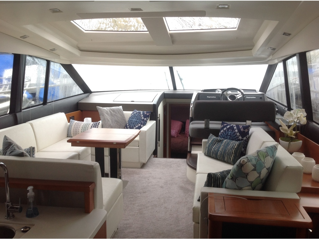 2013 Jeanneau boat for sale, model of the boat is Prestige 500 S & Image # 7 of 26