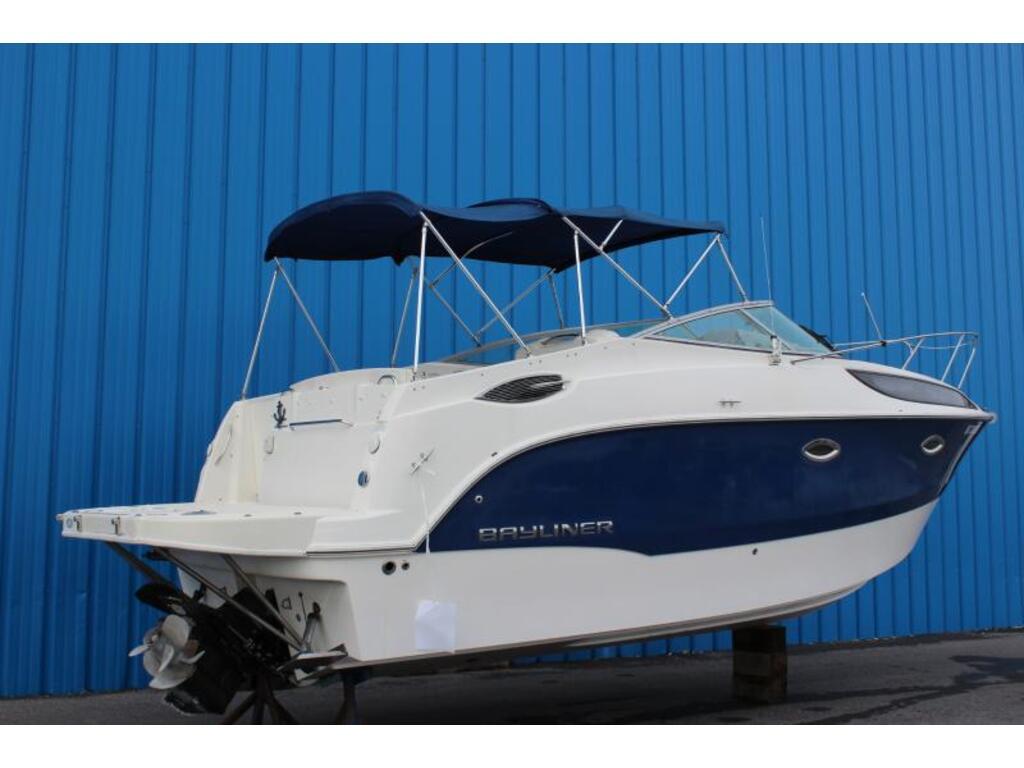 2012 Bayliner boat for sale, model of the boat is 255sb & Image # 2 of 7