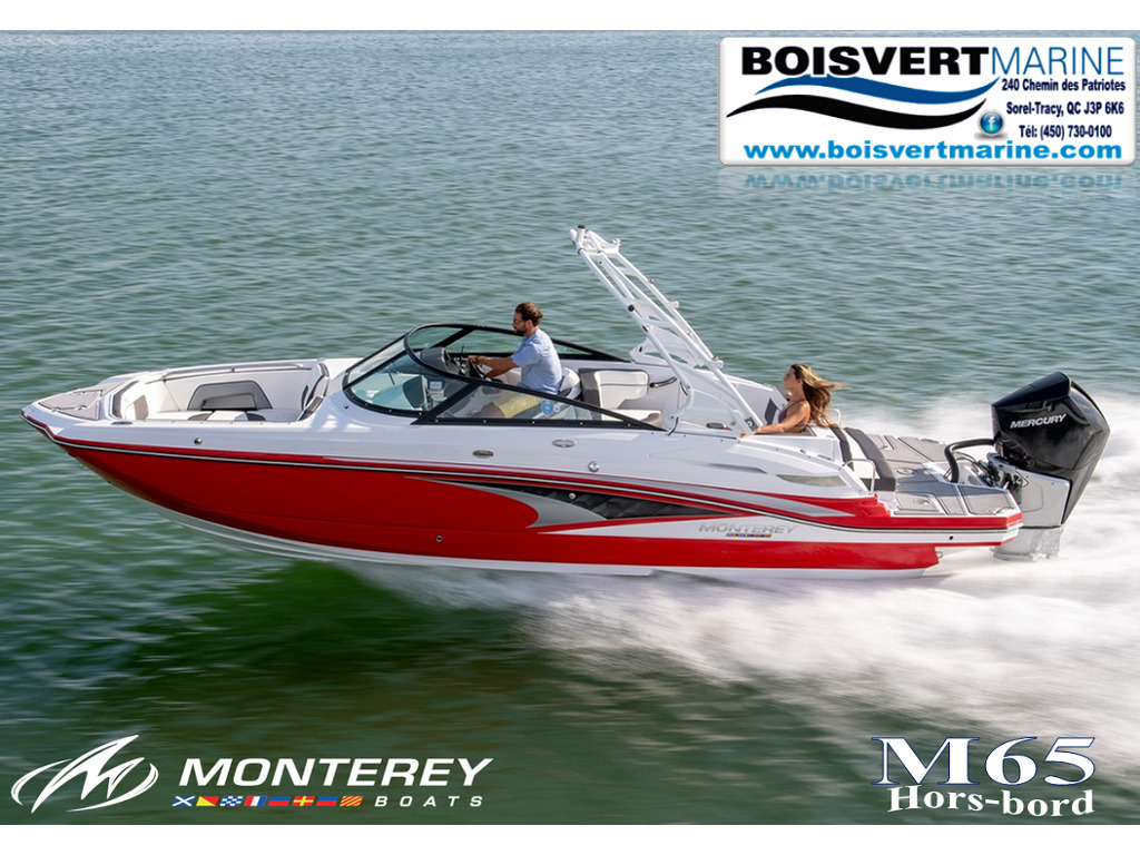 2021 Monterey boat for sale, model of the boat is M65 & Image # 1 of 9