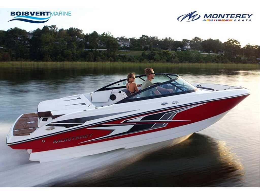 2022 Monterey boat for sale, model of the boat is M22  & Image # 1 of 4