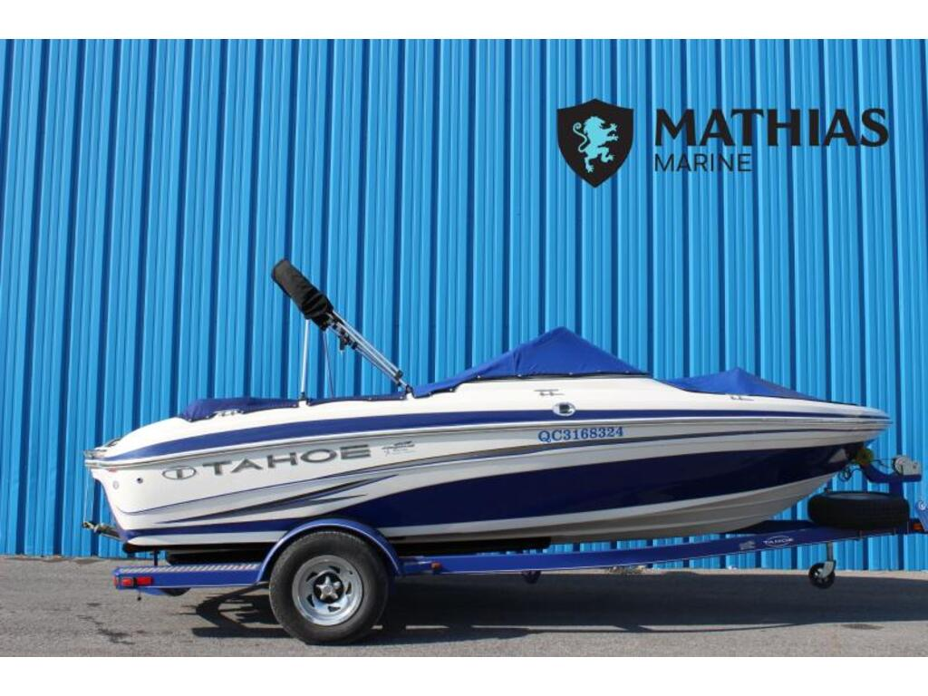 2011 Tahoe boat for sale, model of the boat is Q4 & Image # 1 of 1
