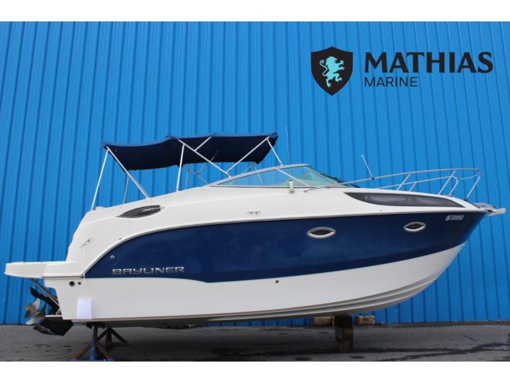 2012 Bayliner boat for sale, model of the boat is 255sb & Image # 1 of 7