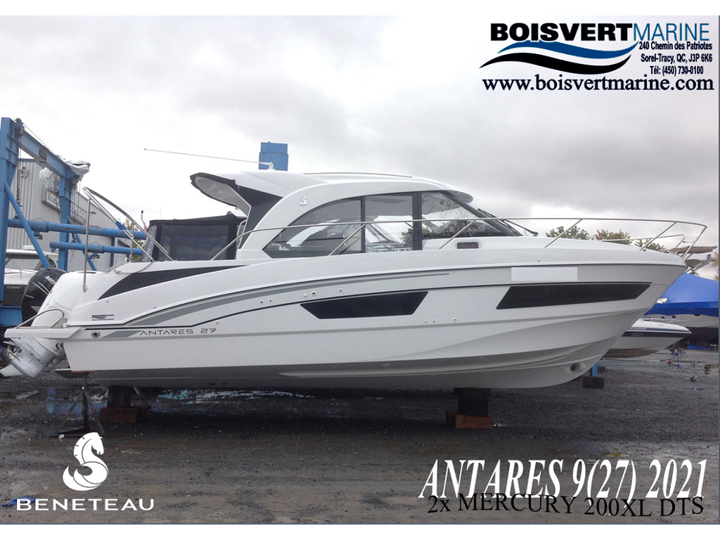 2021 Beneteau boat for sale, model of the boat is Antares 27 & Image # 1 of 16
