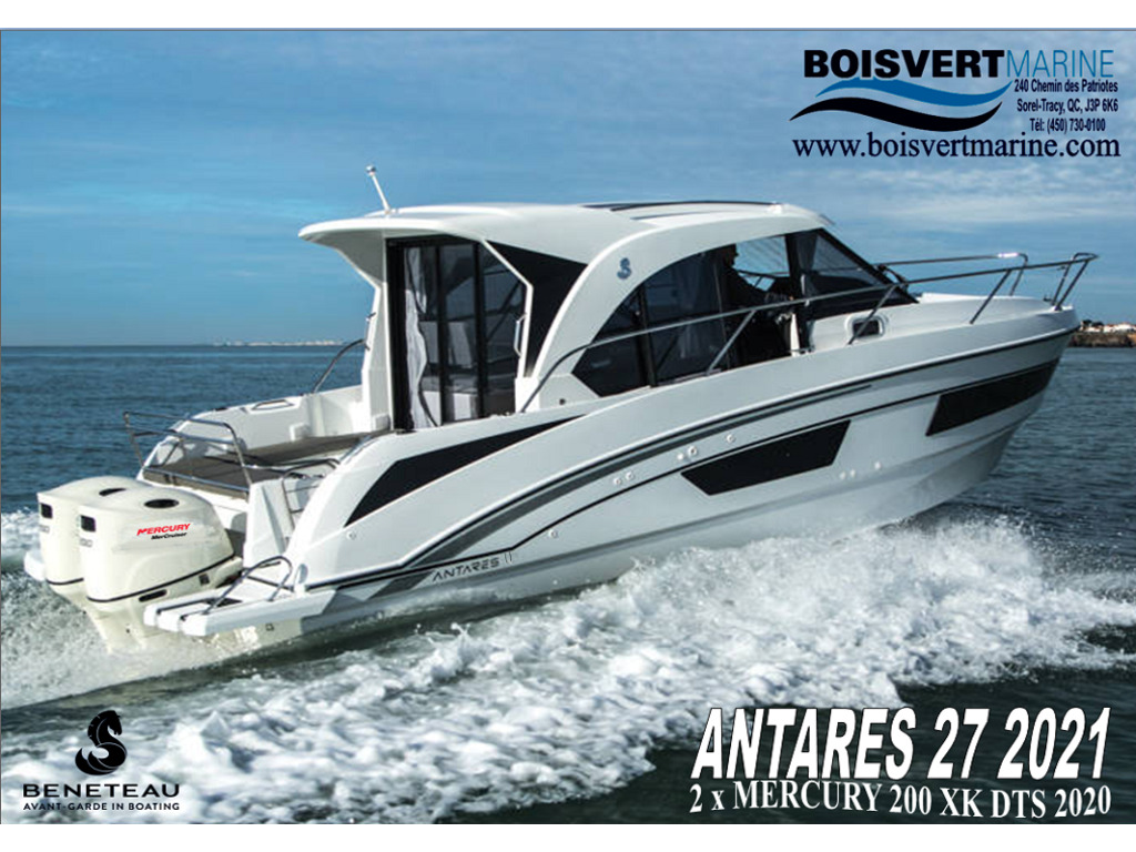 2021 Beneteau boat for sale, model of the boat is Antares 27 & Image # 16 of 16