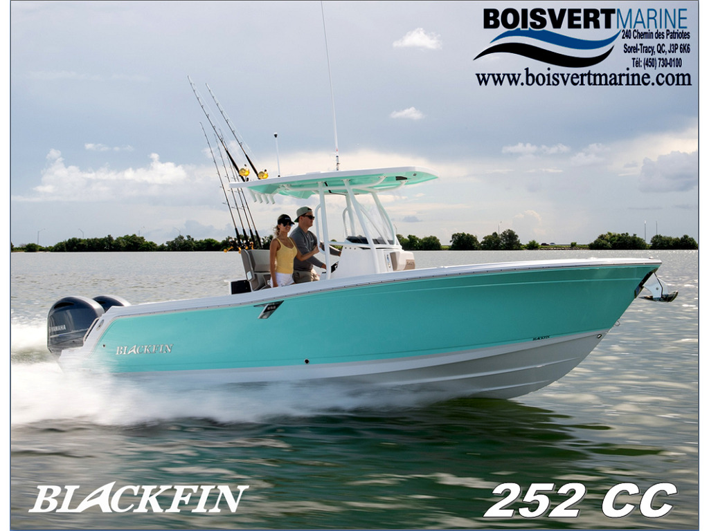 2021 Blackfin boat for sale, model of the boat is 252cc & Image # 1 of 9