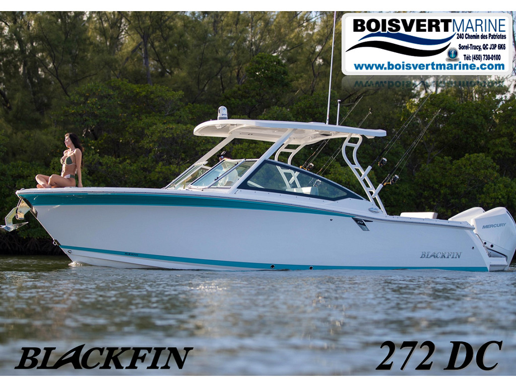 2021 Blackfin boat for sale, model of the boat is 272 Dc  & Image # 1 of 4