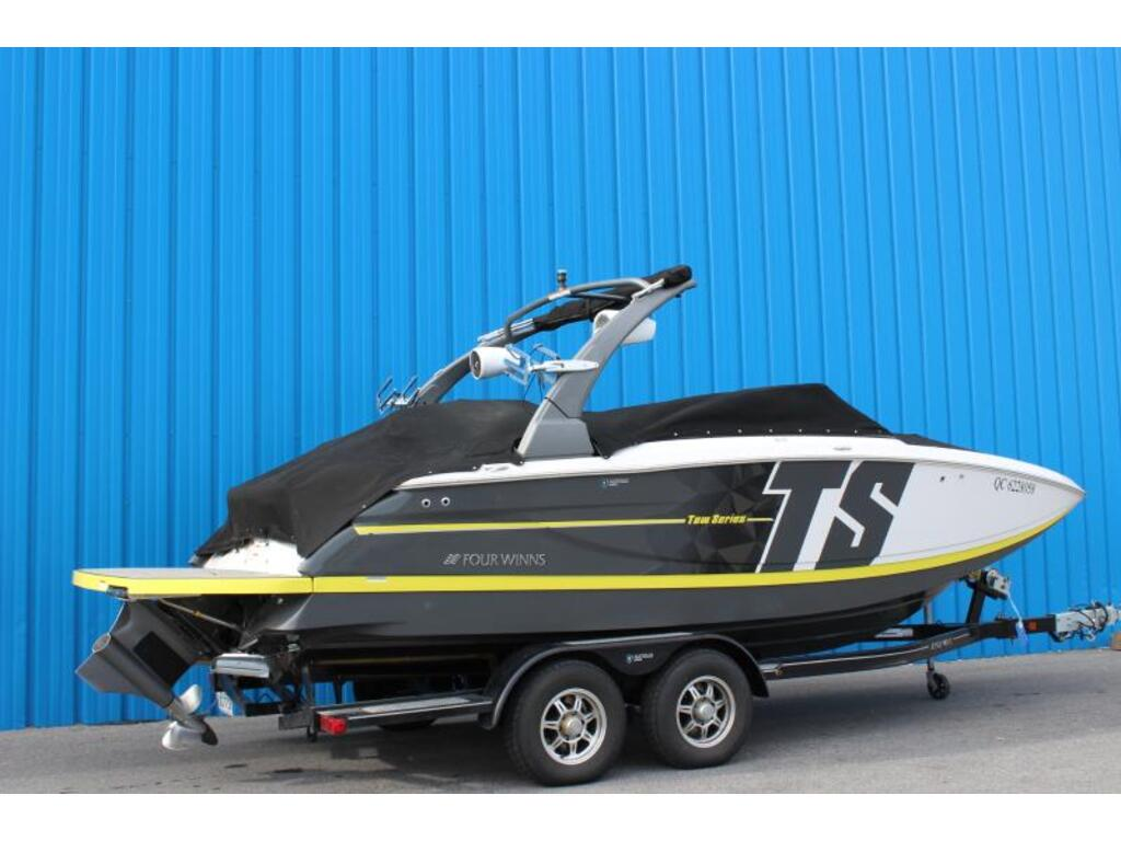 2017 Four Winns boat for sale, model of the boat is Ts 242 V8/380 Volvo Surf & Image # 2 of 8