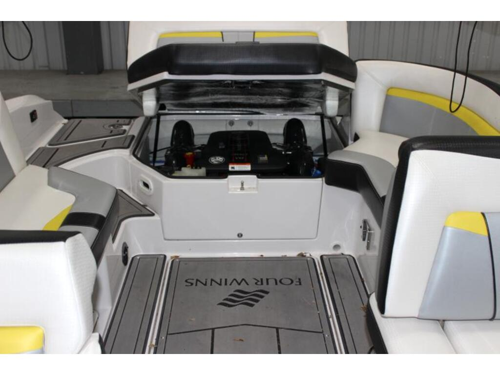 2017 Four Winns boat for sale, model of the boat is Ts 242 V8/380 Volvo Surf & Image # 7 of 8