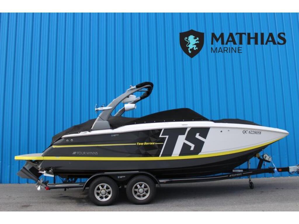 2017 Four Winns boat for sale, model of the boat is Ts 242 V8/380 Volvo Surf & Image # 1 of 8