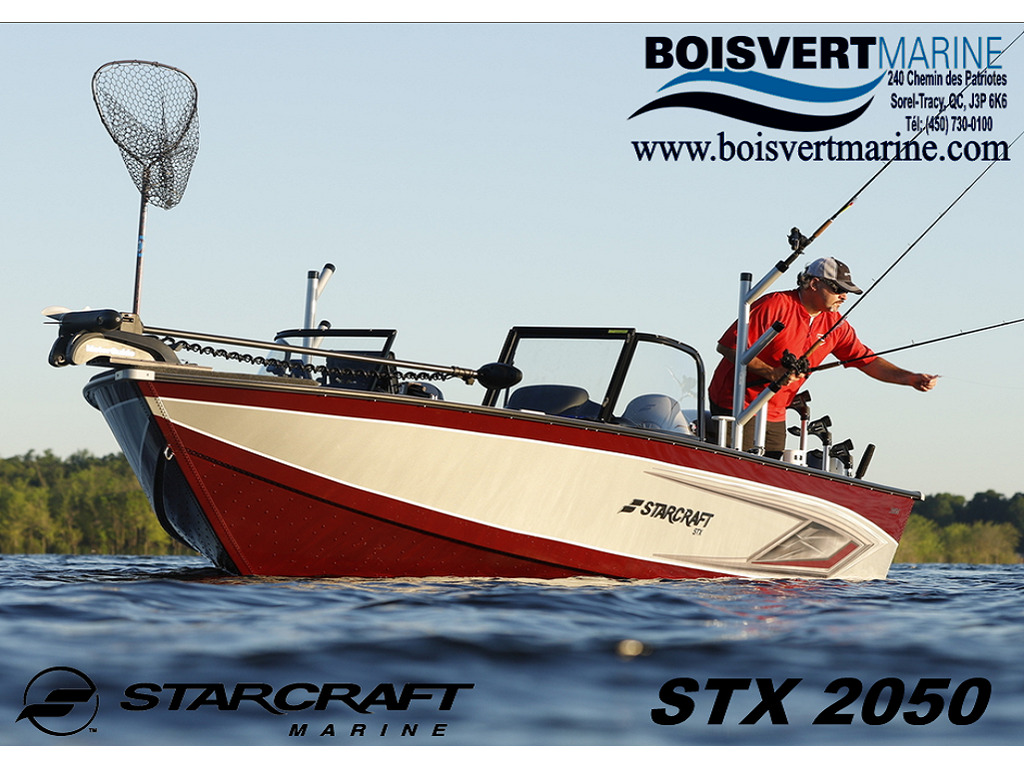 2021 Starcraft boat for sale, model of the boat is 2050 & Image # 1 of 3