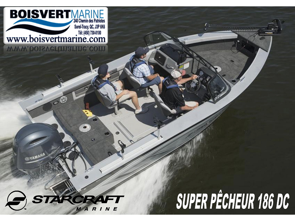 2021 Starcraft boat for sale, model of the boat is Superfisherman & Image # 1 of 12