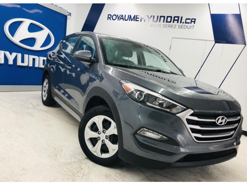 2017 Hyundai  Tucson GARANTIE/DÉM À DISTANCE/SIÈGE CHAUFFANT