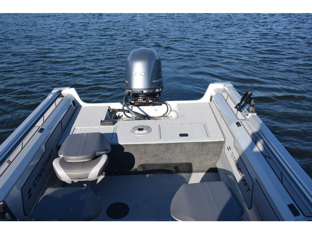 2021 Starcraft boat for sale, model of the boat is Renegade 186 Dc & Image # 2 of 5